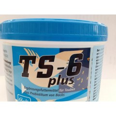 Backs TS-6 PLUS PROBIOTIC 300g